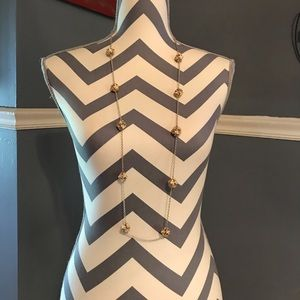 TALBOTS LONG NECKLACE LIKE NEW